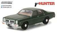 "Dodge Mónaco "" Hunter"" (1978) Greenlight 1/64"