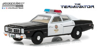 "Dodge Mónaco - Metropolitan Police ""Terminator"" (1977) Greenlight 1:64"
