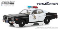 """Dodge Mónaco - Policía Metropolitana """"Terminator"""" (1977) Greenlight 1/43"""