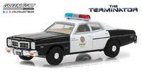 """Dodge Mónaco - Policía Metropolitana """"Terminator"""" (1977) Greenlight 1/64"""