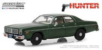 "Dodge Monaco ""Hunter"" (1978) Greenlight 1:43"