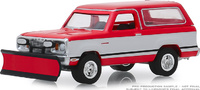 "Dodge Ramcharger ""Quitanieve"" (1977) Greenlight 1/64"