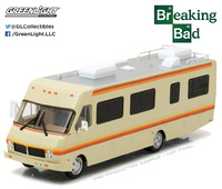 "Fleetwood Bounder RV (1986) Serie TV (2008-13) ""Breaking Bad"" Greenlight 1/43"