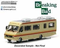 Fleetwood Bounder RV (1986) Serie TV Breaking Bad Greenlight 33021 escala 1/64