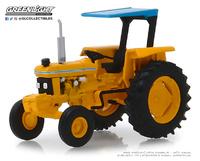 Ford 5610 Tractor con Cabina Abierta (1986) Greenlight 1/64
