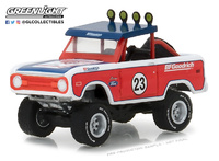 "Ford Baja Bronco ""BFGoodrich"" (1966) Greenlight 1/64"