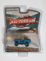 Ford Bronco (1967) Greenmachine 1/64