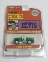 "Ford Bronco ""Elvis Presley""Rodeo Houston del mundo (1974) Greenmachine 1/64"