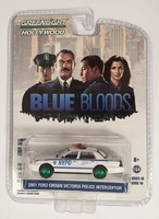 "Ford Crown Victoria (NYPD) ""Blue Bloods"" (2010) Greenmachine 1/64"