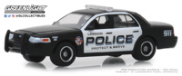 "Ford Crown Victoria ""Interceptor policía de Texas"" (2010) Greenlight 1/64"