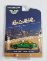 "Ford Crown Victoria ""Los Angeles, California"" (2011) Greenmachine 1/64"