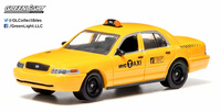 Ford Crown Victoria NYC Taxi (2011) Greenlight 1:64