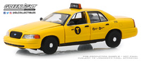 Ford Crown Victoria - NYC Taxi (2011) Greenlight 1/43