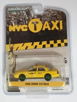 Ford Crown Victoria Taxi Nueva York (2011) Greenmachine 1/64