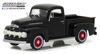 Ford F-1 - Raven Black (1951) Greenlight 86315 escala 1/43