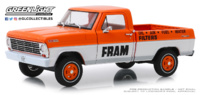 "Ford F-100 ""FRAM Oil Filters"" (1967) Greenlight 1/24"
