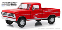 "Ford F-100 ""Firestone Service"" (1967) Greenlight 1/24"
