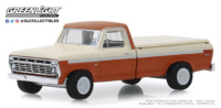 Ford F-100 con cama (1973) Greenlight 1/64