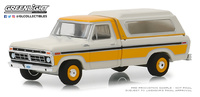 Ford F-100 with Camper Shell (1977) Greenlight 1:64
