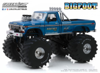 "Ford F-250 - 66"" pulgadas - Monster Truck Bigfoot #1 - (1974) Greenlight 1/18"