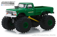 "Ford F-250 Monster ""Mudhog"" (1979) Greenlight 1/64"