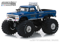 "Ford F-250 Monster Truck (1974) 66"" pulgadas Greenlight 1/64"