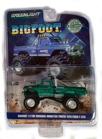 Ford F-250 Monster Truck (1979) Greenmachine 1/64