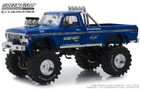 Ford F-250 Monster Truck Bigfoot #1 - 1974 GreenLight 13537 escala 1/18
