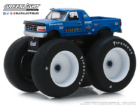 "Ford F-250 Monster Truck ""Bigfoot #5"" (1996) Greenlight 1/64"