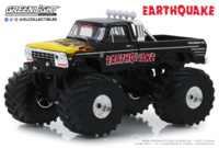 "Ford F-250 Monster Truck ""Earthquake"" (1975) Greenlight 1/43"