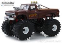 "Ford F-250 Monster Truck ""Goliath"" - 1979 GreenLight 1/18"