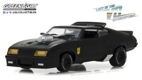"Ford Falcon XB ""El último interceptor V8"" (1973) Greenlight 1/43"