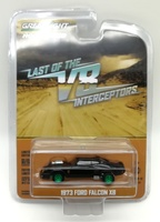 "Ford Falcon XB ""El último interceptor V8"" (1973) Greenlight 1/64"