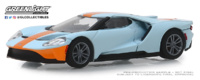 Ford GT Heritage Edition - Gulf Oil (2019) Greenlight 1/64