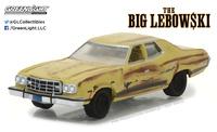 "Ford Gran Torino ""El Gran Lebowski"" (1973) Greenlight 1/64"
