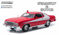 "Ford Gran Torino ""Starsky and Hutch"" (1976) Greenlight 1/18"