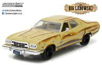 "Ford Gran Torino ""The Big Lebowski"" (1973) Greenlight 1:43"