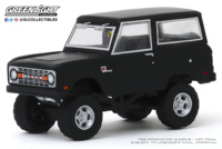 Ford Icon Bronco - 1968 (Houston 2019) Greenlight 1/64