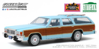 "Ford LTD Country Squire ""Los ángeles de Charlie"" (1979) Greenlight 1/18"