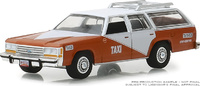 Ford LTD Crown Victoria Wagon - Tijuana Centro (1988) Greenlight 1:64