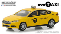 Ford Mondeo Taxi Nueva York (2013) Greenlight 1/64