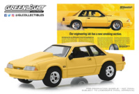 "Ford Mustang 5.0 ""BF Goodrich"" (1988) Greenlight 1:64"