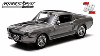 "Ford Mustang ""Eleanor"" (1967) ""60 Segundos"" Greenlight 1/43"
