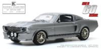 """Ford Mustang Eleanor 1967 - """"60 segundos"""" (2000) Greenlight 1:12"""