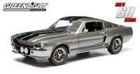 Ford Mustang Eleanor 1967 - Gone in Sixty Seconds (2000) Greenlght 12909 scale 1/18
