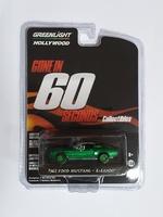 "Ford Mustang Eleanor ""60 segundos"" (1967) Greenmachine 1/64"