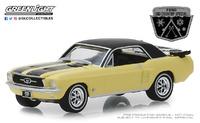 """Ford Mustang """"Especial esquí""""(1967) Greenlight 1/64"""