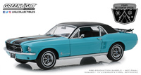 "Ford Mustang ""Especial esquí"" (1967) Greenlight 1/18"