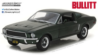 "Ford Mustang GT Fastback ""Bullitt"" (1968) Greenlight 1/24"