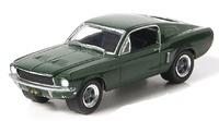 """Ford Mustang GT Fastback """"Bullitt"""" (1968) Greenlight 1/64"""